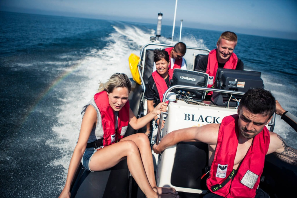 High Speed Boat Race Bornholm